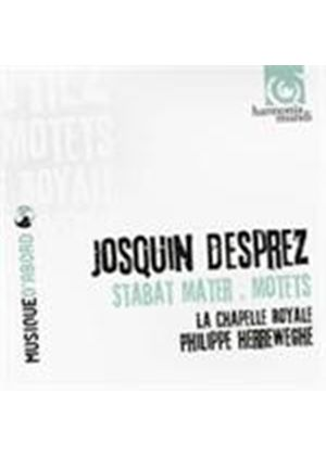 Desprez: Stabat Mater (Music CD)
