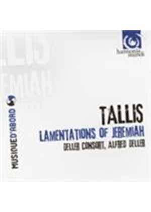 Tallis: Lamentations of Jeremiah (Music CD)