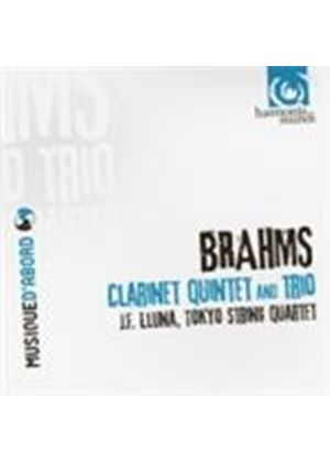 Brahms: Clarinet Quintets (Music CD)