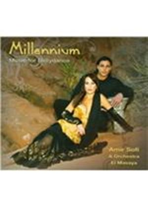 Amir Sofi - Millennium (Music For Bellydance) (Music CD)