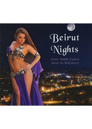 Various Artists - Beirut Nights (Exotic Middle Eastern Music for Bellydance) (Music CD)