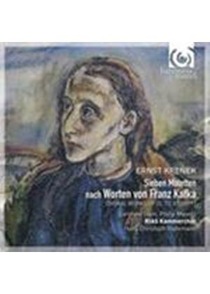 Krenek: (6) Motets after Kafka (Music CD)
