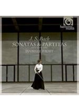 Bach: Solo Violin Sonatas & Partitas, BWV1004 - 1006 (Music CD)