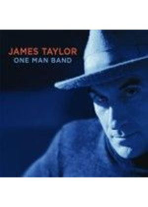 James Taylor - One Man Band (CD & DVD) (Music CD)