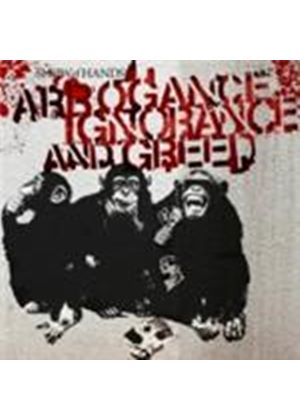 Show Of Hands - Arrogance Ignorance And Greed (Music CD)
