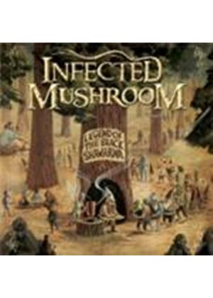 Infected Mushroom - Legend Of The Black Shawarma (Music CD)