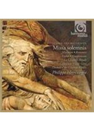 Beethoven: Missa Solemnis (Music CD)