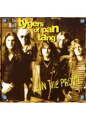 Tygers Of Pan Tang - On The Prowl The Be (Music CD)