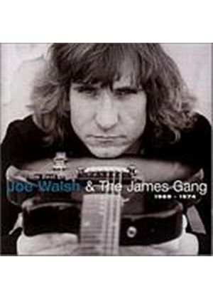 Joe Walsh And The James Gang - Best Of - 1969-1974 (Music CD)