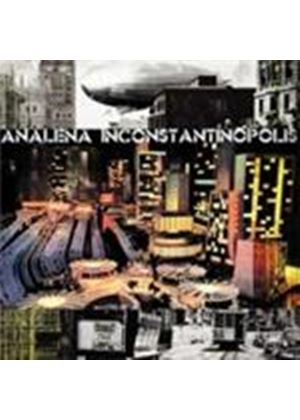 Analena - Inconstantinopolis (Music CD)