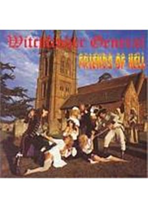 Witchfinder General - Friends Of Hell (Music CD)