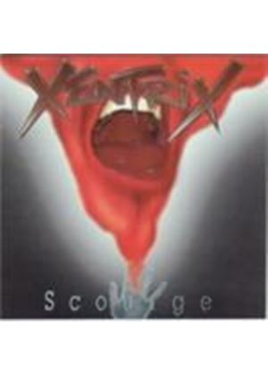 Xentrix - Scourge (Music CD)