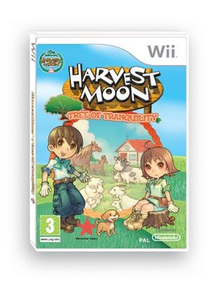Harvest Moon  - Tree of Tranquility (Wii)