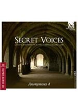 Secret Voices: Chants & Polyphony from the Las Huelgas Codex [SACD] (Music CD)