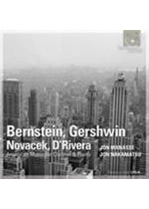 Bernstein; Gershwin: Clarinet and Piano Works (Music CD)
