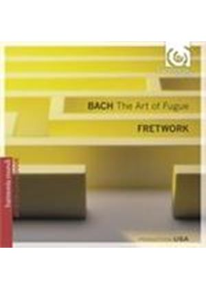 Bach: (The) Art of the Fugue (Music CD)