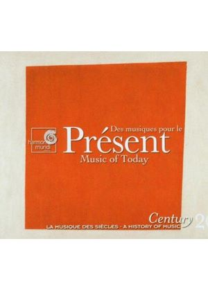 Various Composers - Music of Today (Music CD)