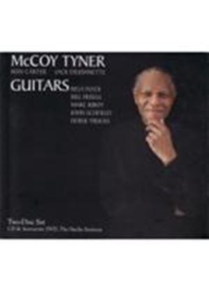 McCoy Tyner - Guitars (+DVD) [Digipak]