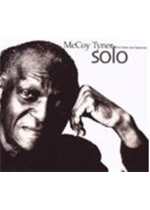 McCoy Tyner - Solo (Live From San Francisco) (Music CD)