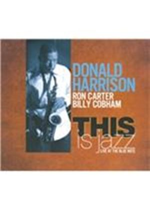 Billy Cobham - This Is Jazz (Live Recording) (Music CD)