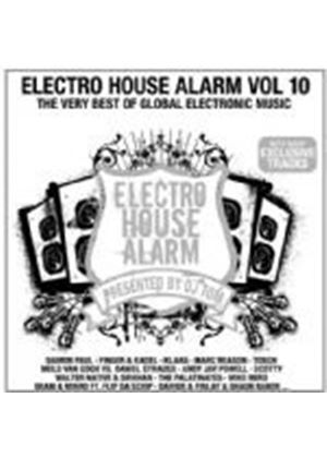 Various Artists - Electro House Alarm, Vol. 10 (Music CD)