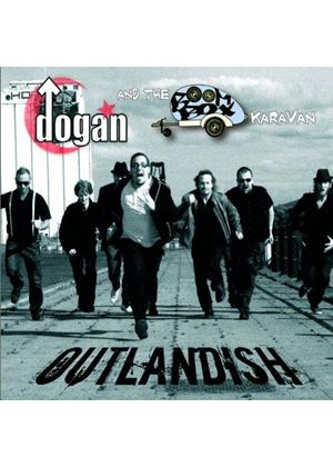 Dogan Mehmet - Outlandish (Music CD)