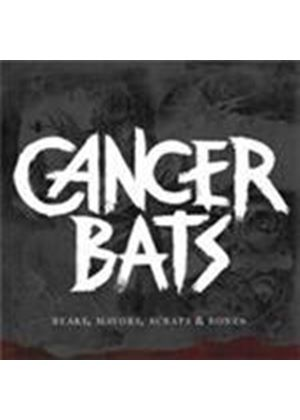 Cancer Bats - Bears Mayors Scraps And Bones (Music CD)
