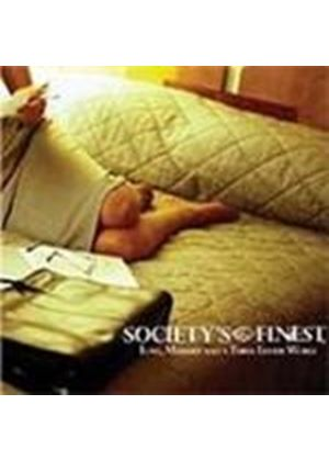 Societys Finest - Love Murder And A Three Letter (Music Cd)