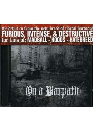 On A Warpath - On A Warpath [PA] (Music CD)