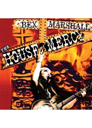 Bex Marshall - House of Mercy (Music CD)
