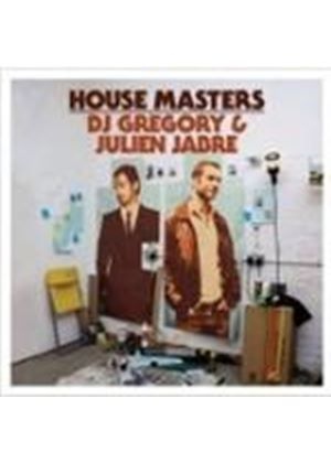 DJ Gregory/Julien Jabre - House Masters - DJ Gregory/Julien Jabre [Digipak] (Music CD)