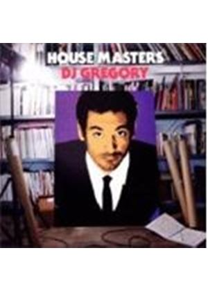 Various Artists - House Masters - DJ Gregory (Music CD)