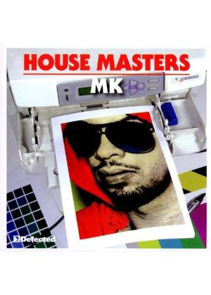 Various Artists - House Masters (MK) (Music CD)