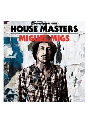 Various Artists - House Masters (Miguel Migs) (Music CD)