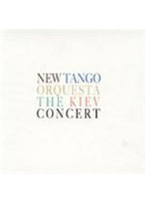 New Tango Orquesta - Kiev Concert, The (Music CD)