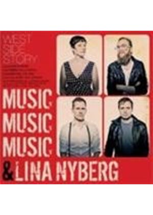 Lina Nyberg & Music Music Music - West Side Story (Music CD)