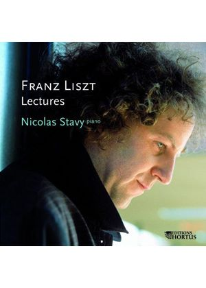 Franz Liszt: Lectures (Music CD)