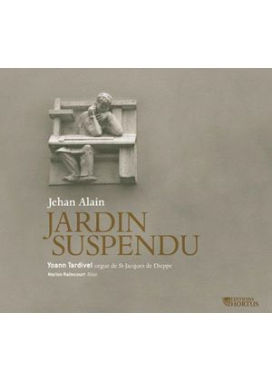Alain: Jardin Suspendu (Music CD)