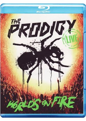 The Prodigy - World's On Fire (Live At Milton Keynes Bowl Jul 2010/BLU RAY)