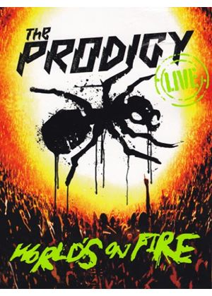 The Prodigy - World's On Fire (Live At Milton Keynes Bowl Jul 2010/Limited Edition/+DVD) [Digipak]