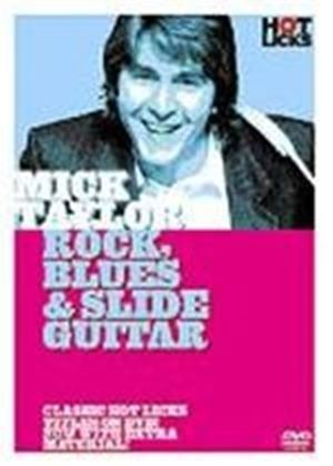Mick Taylor - Rock Blues And Side Guitar
