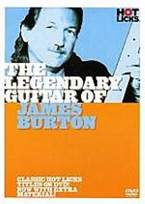 Hot Licks - The Legendary Guitar Of James Burton