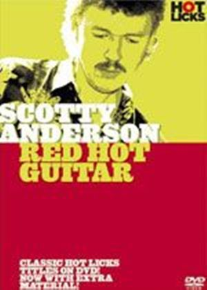 Scotty Anderson - Red Hot Guitar Licks