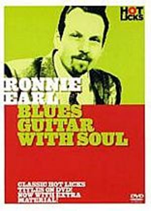 Hot Licks - Ronnie Earl: Blue Guitar With Soul