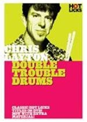 Chris Layton - Double Trouble Drums