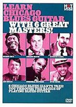 Hot Licks - Learn Chicago Blues Guitar With 6 Great Masters!