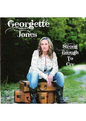 Georgette Jones - Strong Enough to Try (Music CD)