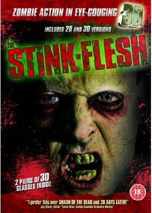 Stink of Flesh - 3D (also includes 2D version)