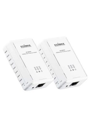 Edimax HP-2003AVK 200Mbps Powerline Twin Kit