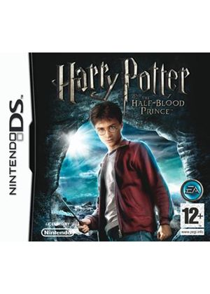Harry Potter & the Half-Blood Prince (Nintendo DS)